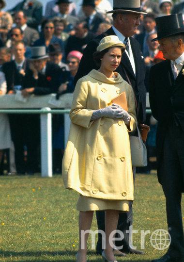 Королева Елизавета II. 1960 год. Фото Getty