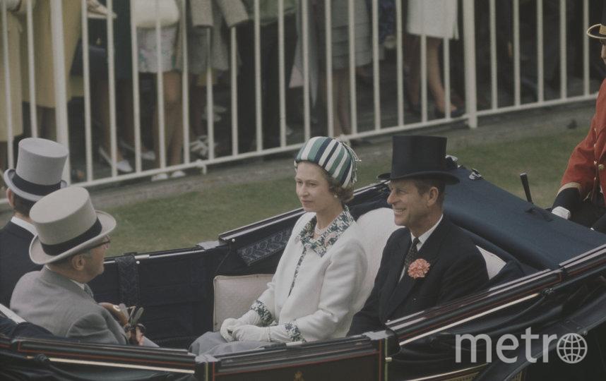 Елизавета II и принц Филипп. 1970 год. Фото Getty