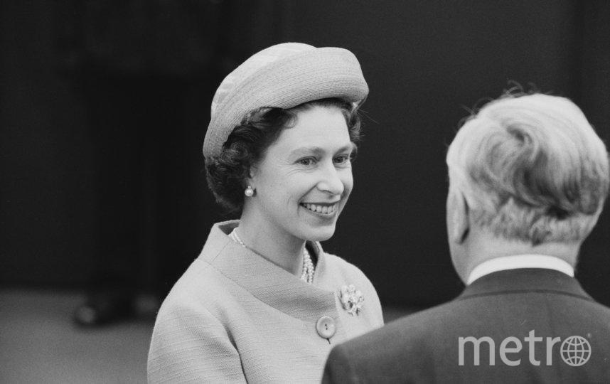 Королева Елизавета II. 1995 год. Фото Getty