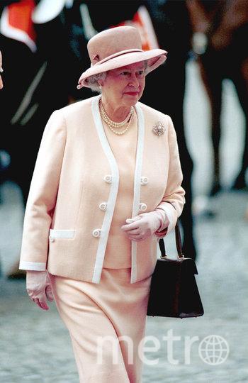 Королева Елизавета II. 2000 год. Фото Getty