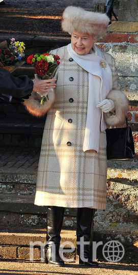 Королева Елизавета II. 2010 год. Фото Getty