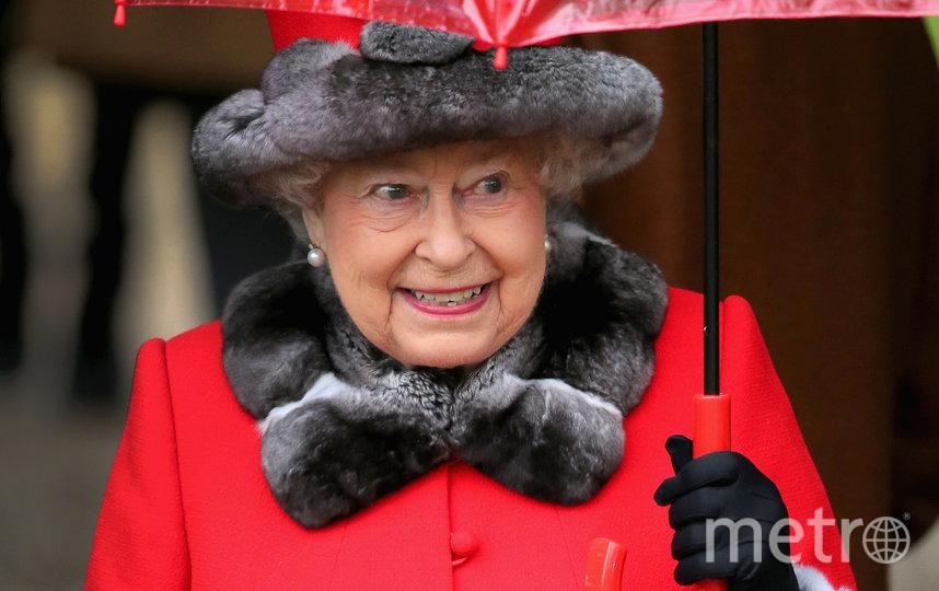 Королева Елизавета II. 2015 год. Фото Getty