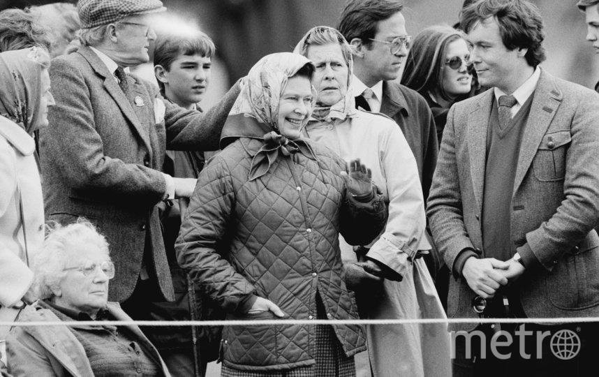 Королева Елизавета II. 1985 год. Фото Getty
