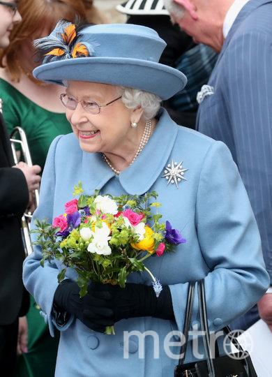 Королева Елизавета II. 2020 год. Фото Getty