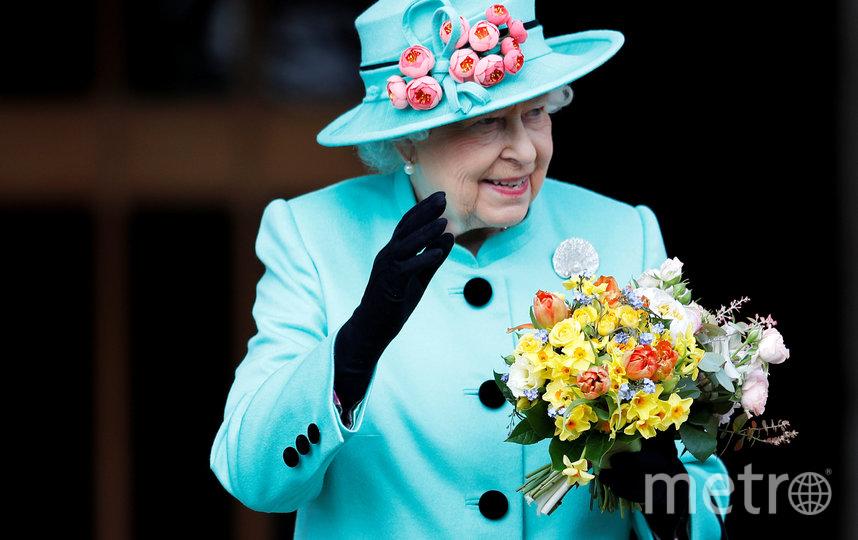 Королева Елизавета II. 2017 год. Фото Getty