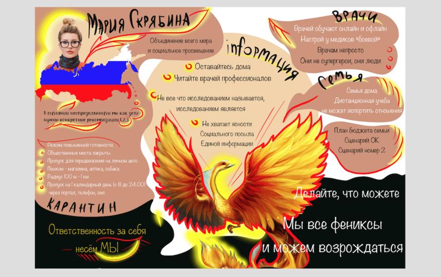 Россия, Мария Скрябина – врач-психиатр, психотерапевт. Фото Вера Макатёр