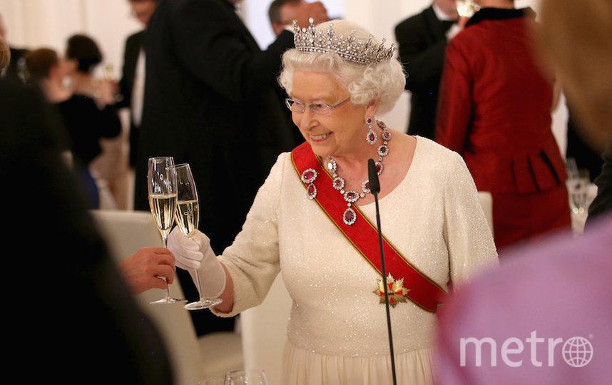Королева Елизавета II. Фото Instagram @theroyalfamily