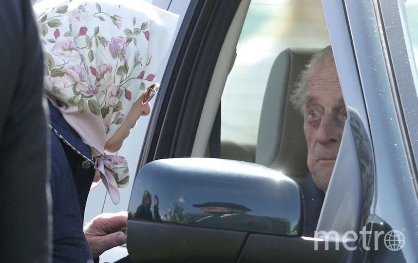 Королева Елизавета II любит водить автомобиль, как и её муж принц Филипп. Фото Getty