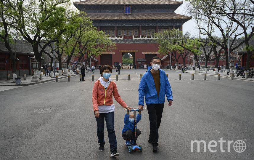 Китай сегодня. Фото Getty