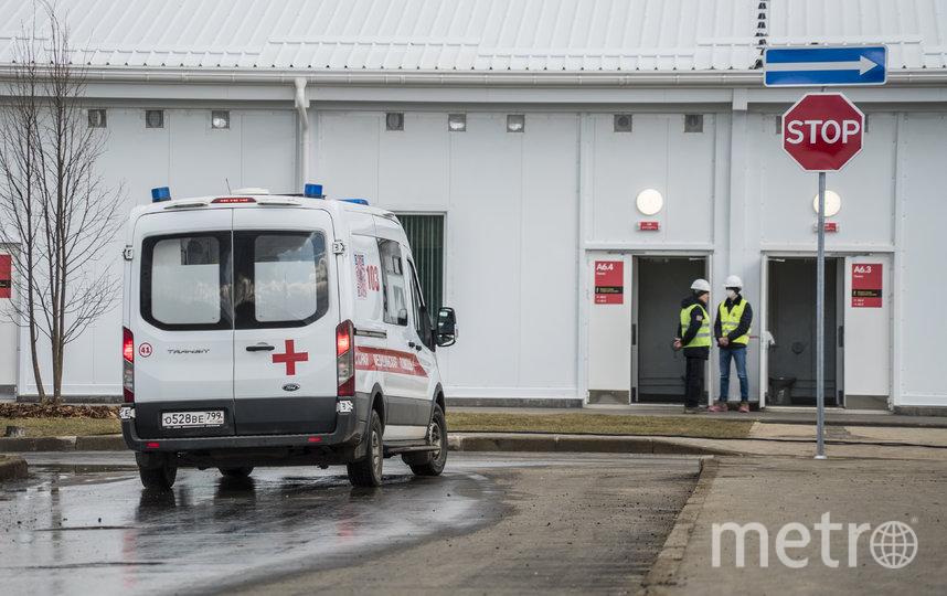 Недавно в Москве был первый случай смерти одного из журналистов. Фото AFP