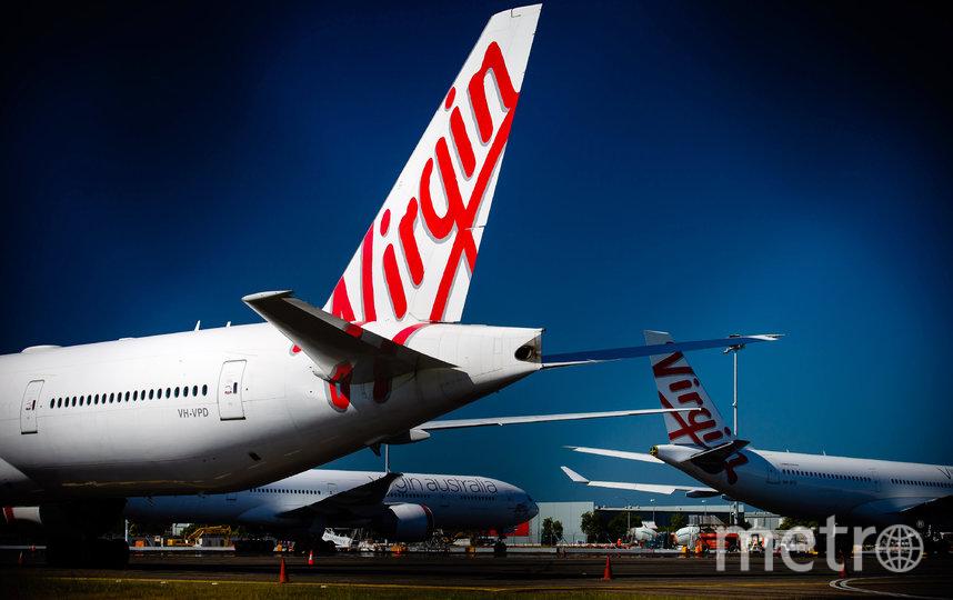 Virgin Australia – вторая по величине авиакомпания в Австралии. Фото AFP