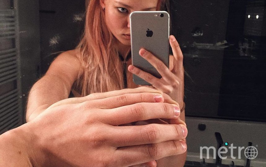 Алеся Кафельникова. Фото Скриншот Instagram/kafelnikova_a