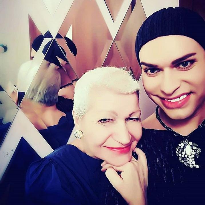 Гоген Солнцев и Екатерина Терешкович. Фото Скриншот Instagram: @solntcev