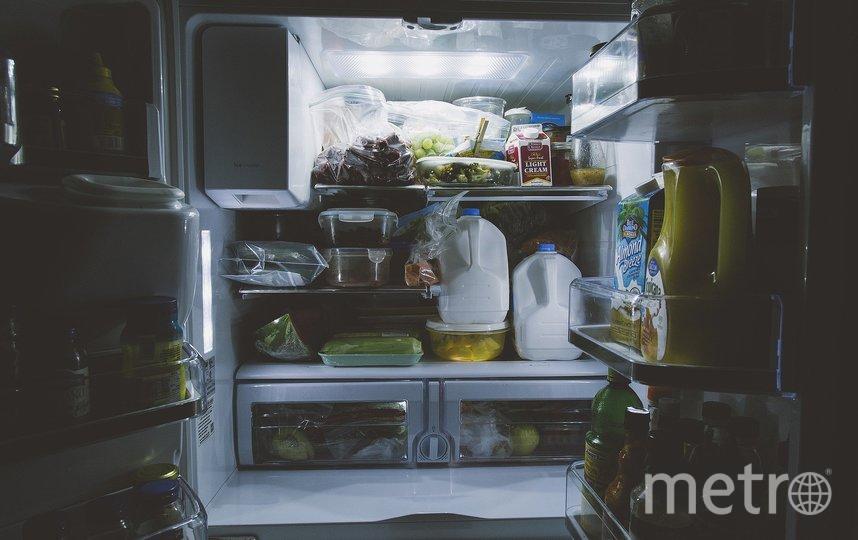 В Роскачестве дали советы о том, как правильно хранить продукты в домашнем холодильнике. Фото Pixabay