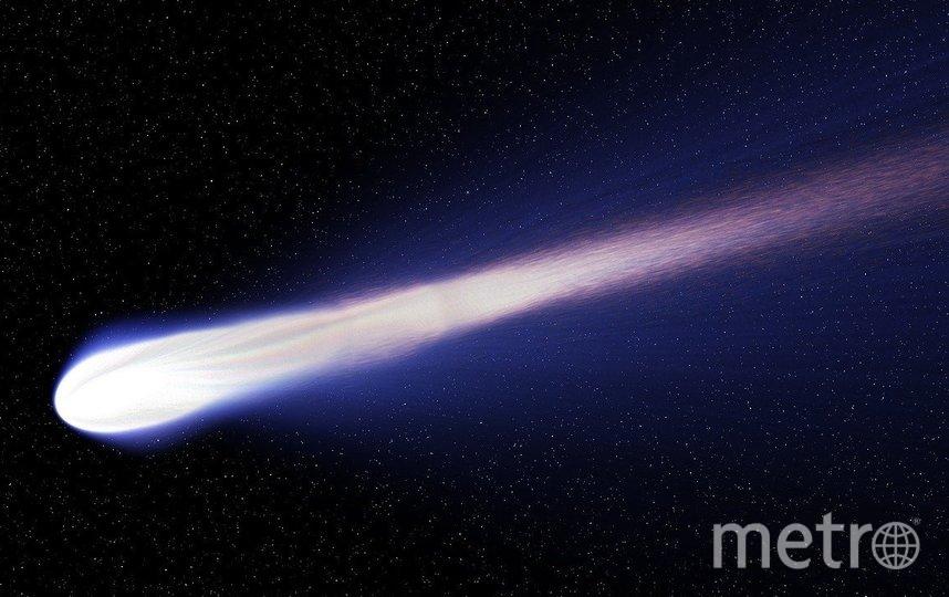 Учёные обнаружили комету из межзвездной среды с необычным составом. Архивное фото. Фото pixabay.com
