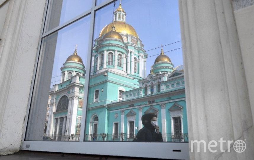 Елоховский кафедральный собор. Фото РИА Новости