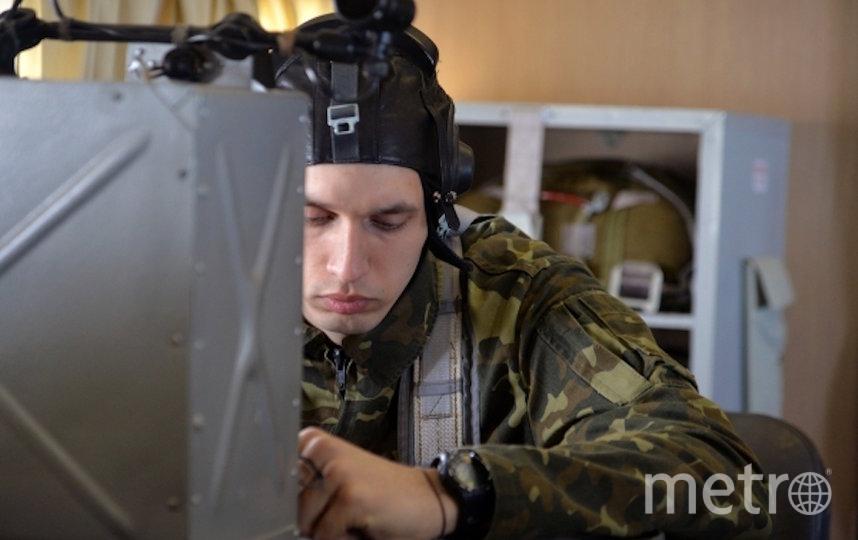 Девять курсантов Военного университета заразились коронавирусом. Фото РИА Новости