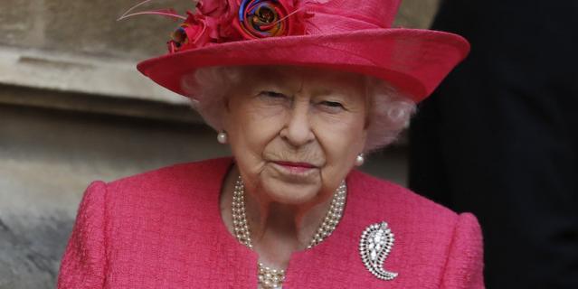 Пальмовая ветвь королевы-матери.