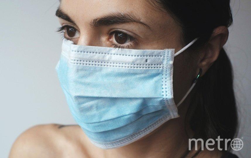 Врачи рекомендуют носить маски, чтобы минимизировать риск болезни. Фото pixabay