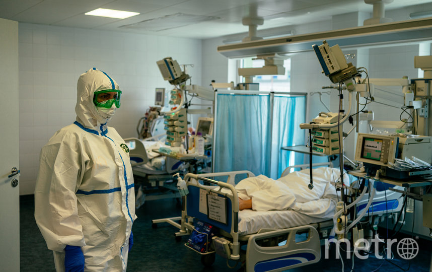 В Москве за последние сутки выявили 2548 новых случаев коронавируса. Фото AFP
