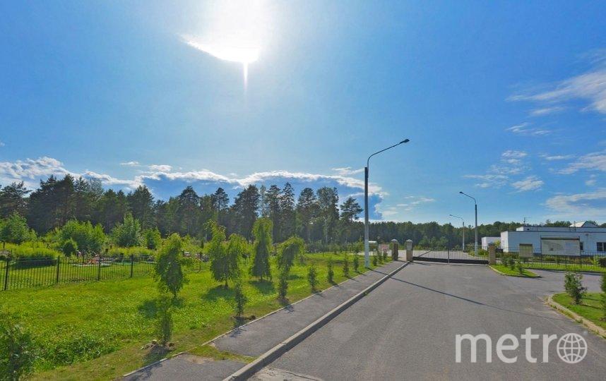 Илики, г. Ломоносов. Фото Яндекс.Панорамы