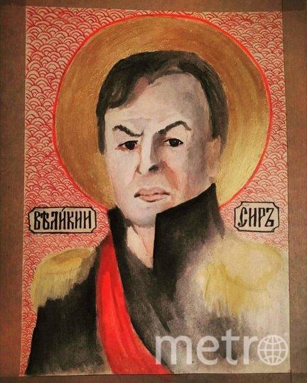 Одна из картин художницы. Фото Таня Война
