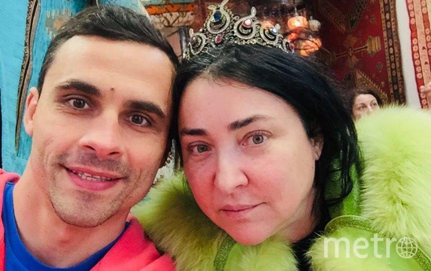 Дмитрий Иванов и Лолита. Фото instagram.com/ivanovsport.