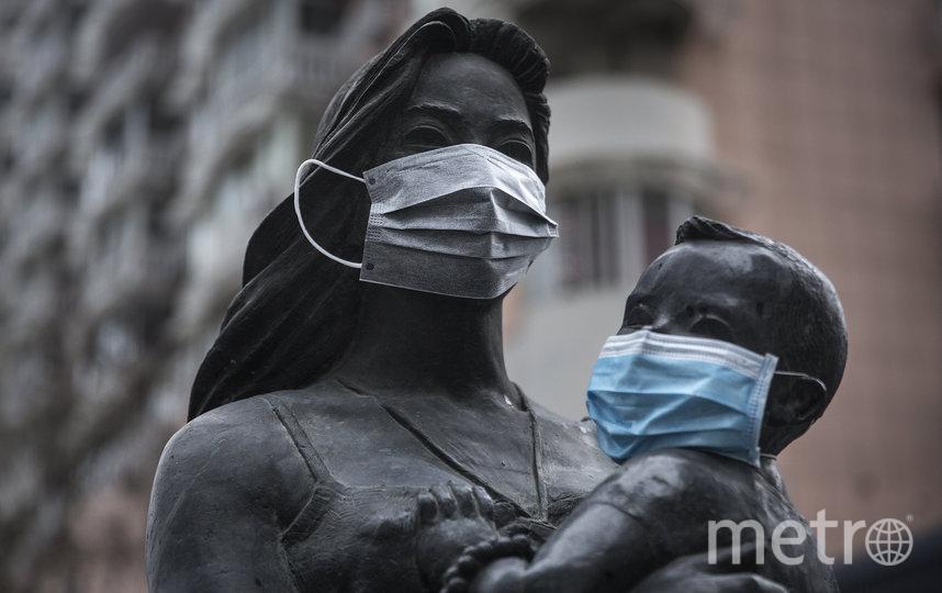 Ухань, Китай. Фото Getty
