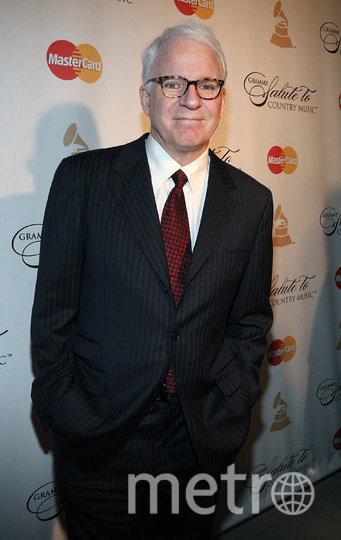 Стив Мартин. Фото Getty
