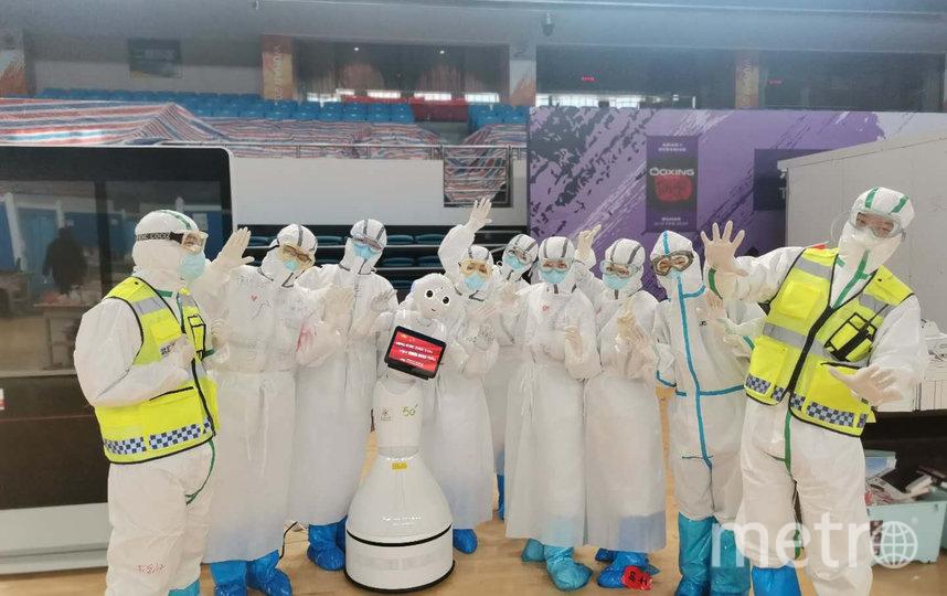 """Роботы становятся частью команды врачей. Фото фото предоставлено героями материала., """"Metro"""""""