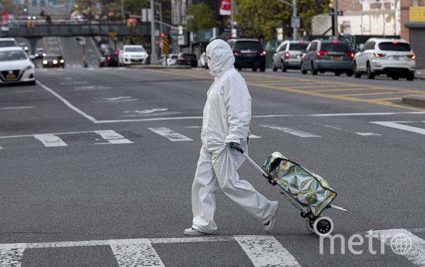 Специалисты ожидают вторую волну коронавируса в США зимой. Фото AFP