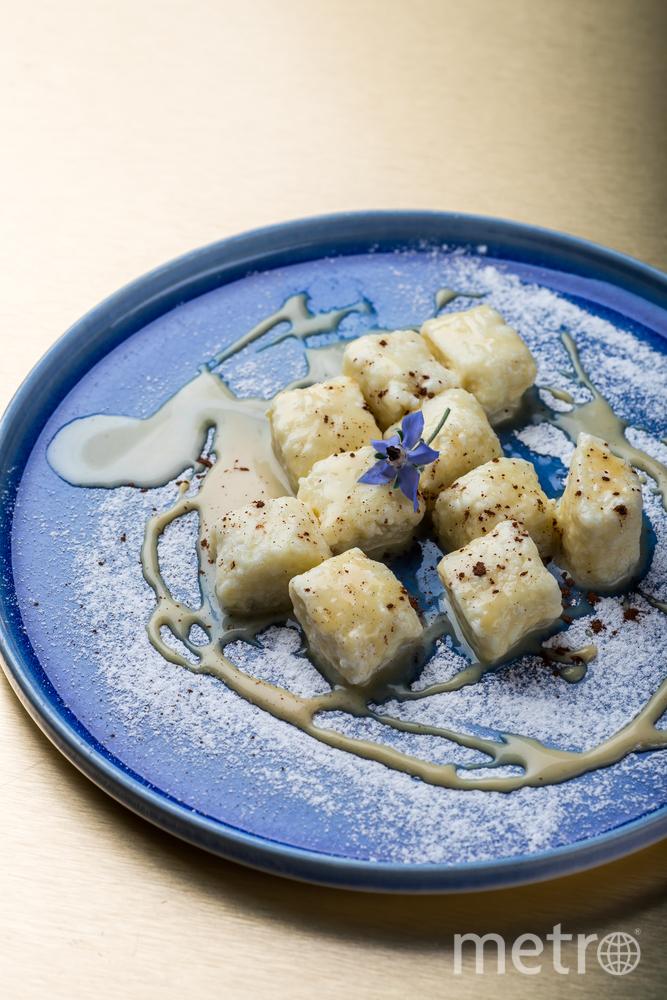 """Ленивые сырники. Фото фото предоставлено ресторанами., """"Metro"""""""