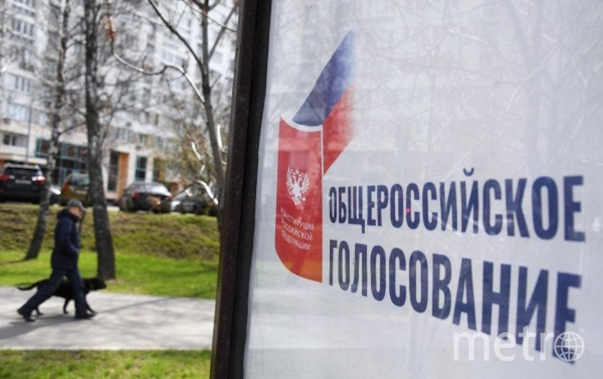 ВЦИОМ провёл опрос по поводу голосования по поправкам в Конституцию. Фото РИА Новости