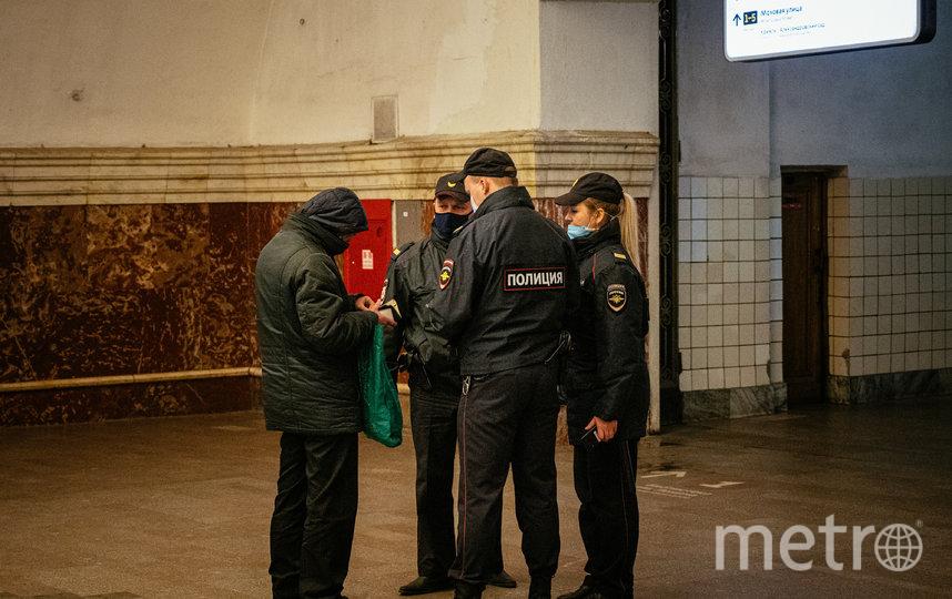 Режим домашней самоизоляции действует в Москве до 1 мая. Для передвижения по городу на личном или общественном транспорте необходимо иметь специальный цифровой пропуск. Фото AFP