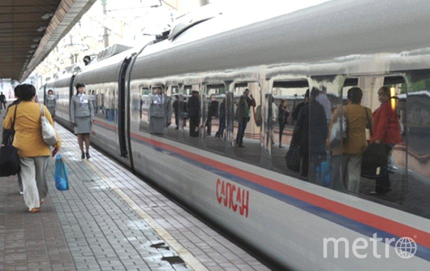 """Раньше указывать номер телефона пассажиры поездов могли по желанию, сейчас - это закон. Фото """"Metro"""""""