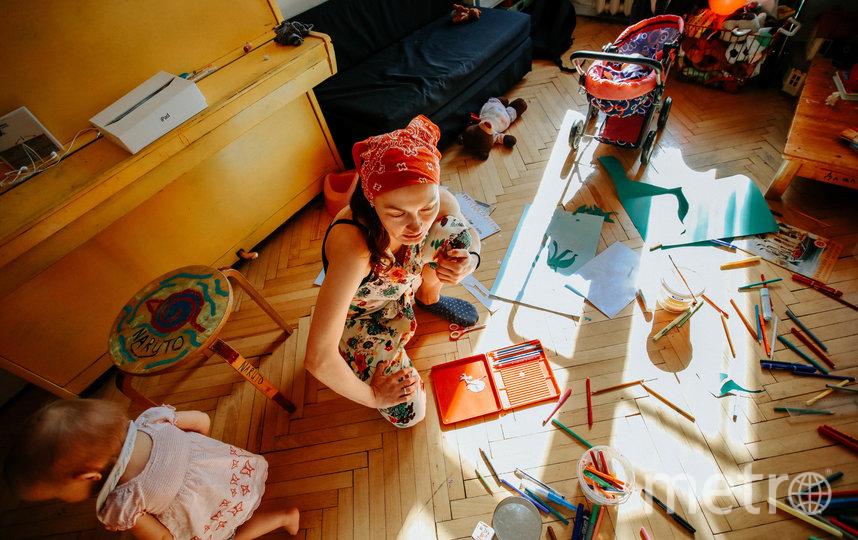 """Актёры репетируют и снимают сериалы дома. Фото пресс-служба театра """"Мастерская"""", """"Metro"""""""