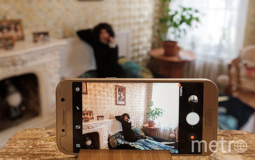 """Актёры репетируют и снимают сериалы дома. Фото Алена Бобрович, """"Metro"""""""