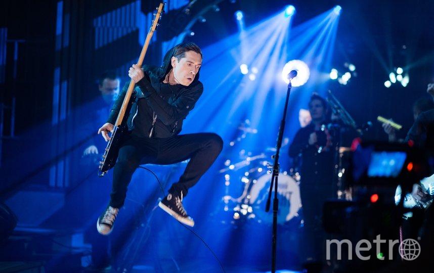 Максим Покровский на одном из концертов, архив. Фото Степан Третьяков