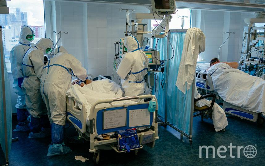 Всего в Москве к настоящему моменту зафиксировано 33 940 заболевших Covid-19. Фото AFP