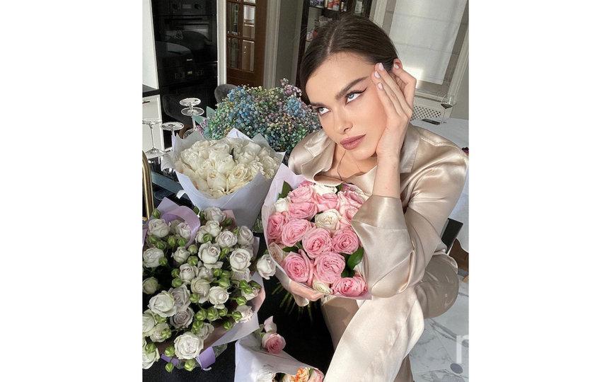 Лена Темникова. Фото скриншот: instagram.com/lenatemnikovaofficial
