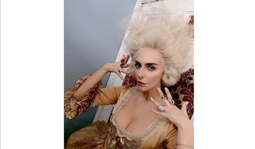 Екатерина Варнава. Фото скриншот:instagram.com/kativarnava