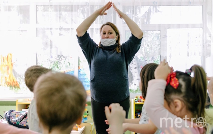 Нужно учитывать возрастные особенности детей. Фото РИА Новости