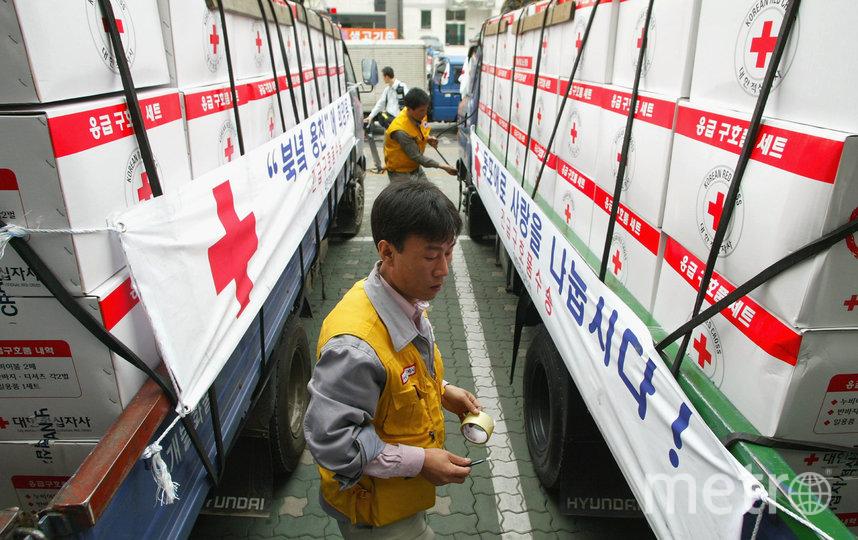 В интервью Washington Post врач Цой Юн Хун рассказал, что порой у врачей в больницах КНДР нет вообще никаких средств, чтобы поставить точный диагноз, – есть только градусник. Фото Getty