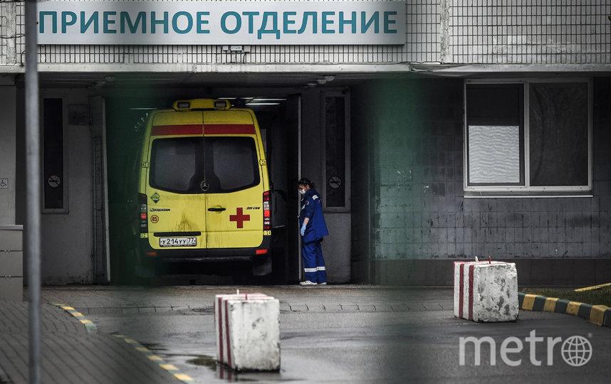 По словам собеседника Metro, не всем фельдшерам хватает защиты. Архивное фото. Фото AFP