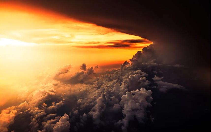 """Атмосфера Земли очищается. Погода меняется. Фото pixabay.com, """"Metro"""""""