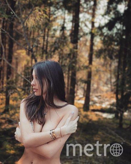 Кети Топурия. Фото instagram.com/keti_one_official.