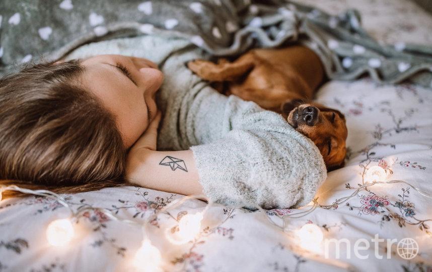 """В кровати вам должно быть удобно. Фото ISTOCK, """"Metro"""""""