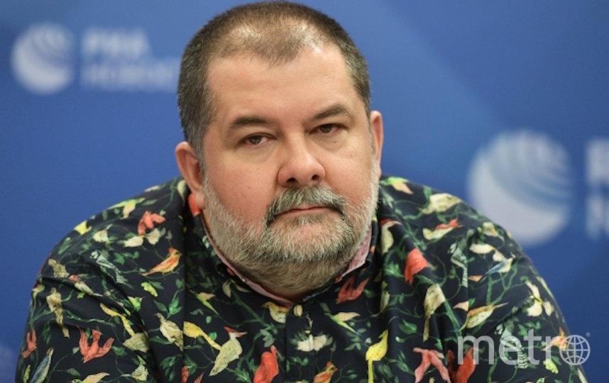 Сергей Лукьяненко. Фото РИА Новости