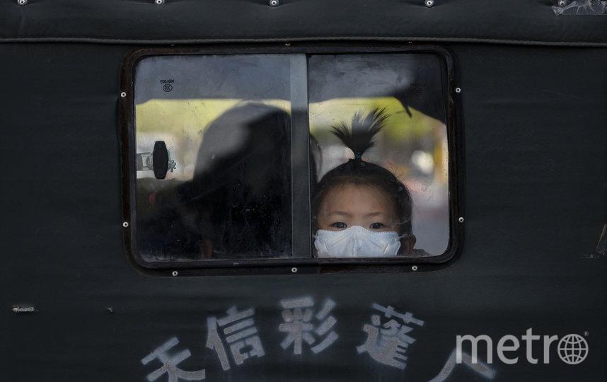 Въезд в Харбин временно закрыт. Фото Getty