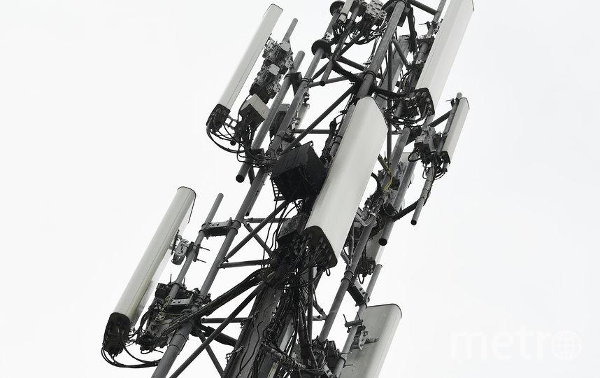 Вышка 5G. Архивное фото. Фото AFP